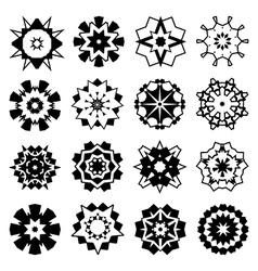 Star symbol vector image vector image