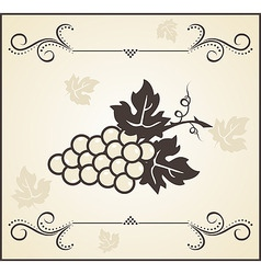 retro engraving vector image