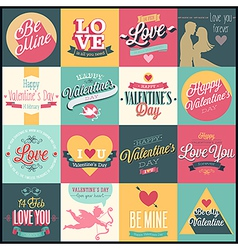 Valentine set3 vector
