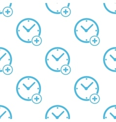 Flat add time pattern vector