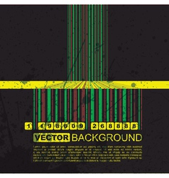 Abstract grunge background - vector image vector image