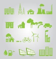 Renewable green vector