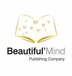 mind logo vector image