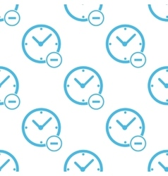 Flat remove time pattern vector