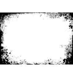 gravity splat vector image vector image
