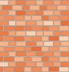 Seamless bricks wall vector