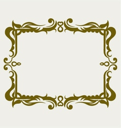 Design element and page decoration vector image