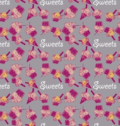 Fruit sweets vector