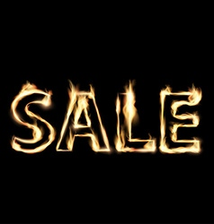 sale Stock vector image