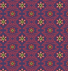 redFlower preview vector image vector image