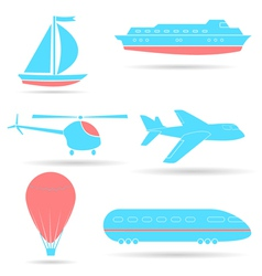 A set of icons eps10 vector