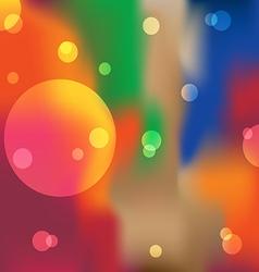 Iridescent background vector