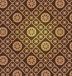 retro brown preview vector image vector image
