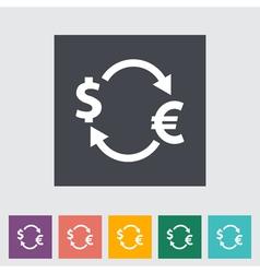 Currency exchange vector