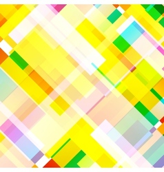 Abstract technology lines background vector image vector image
