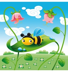 Baby insect 4 vector