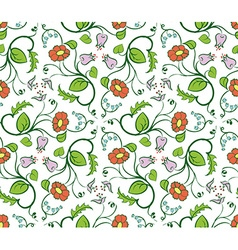 floral pattern Stock vector image