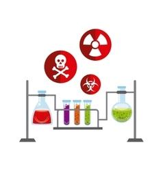 biology science design vector image