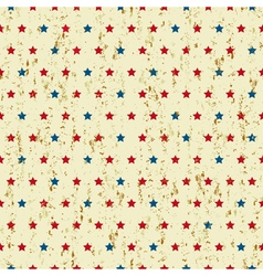 American pattern vector image