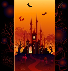 Design for halloween vector