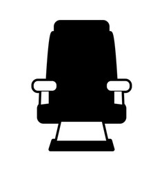 Theater seat icon image vector