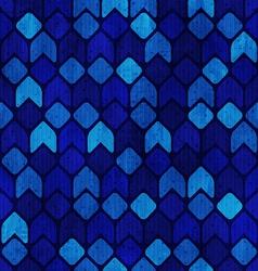 Retro seamless pattern vector image