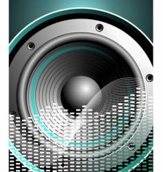 Illustration for musical theme vector