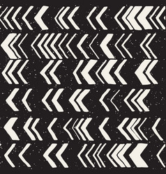 Seamless freehand pattern doodle vector
