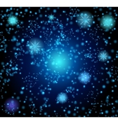 Background in the form of a starry sky vector