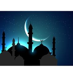 Ramadan festival vector