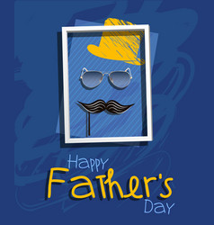 fathers day3 vector image vector image
