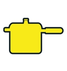 Kitchen utensil isolated icon design vector