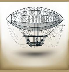 Air ballon vector