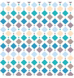 Geometric pattern vintage texture vector