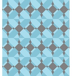 Ornamental geometric seamless pattern vector image vector image