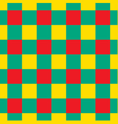 seamless checkered background - element for vector image vector image
