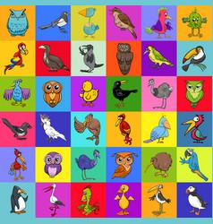 decorative paper cartoon design vector image
