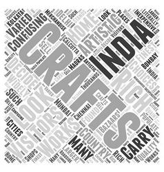 A look at india word cloud concept vector