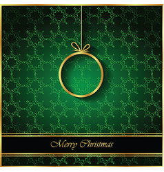 2018 merry christmas background vector