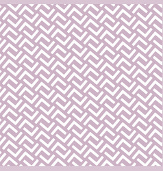 Geometric seamless pattern in east asian style vector