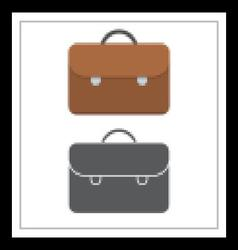 Brown Case Icon vector image