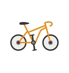 Cycle icon healthy lifestyle design vector