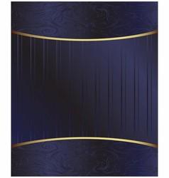 Dark backround elements ornaments vector