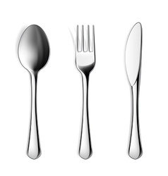 Cutlery stock vector