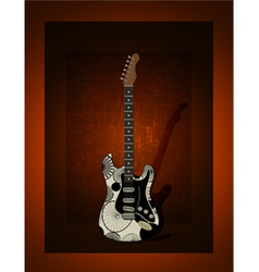 Electric Guitar vector image
