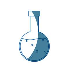 Beaker test tube glass laboratory science vector