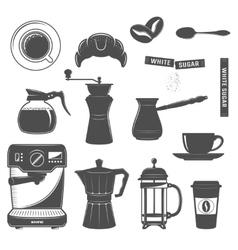Coffee Icon Set vector image