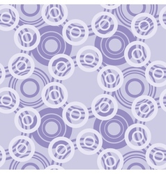 Seamless background rings vector image vector image