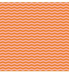 Tile pink and orange zig zag pattern vector