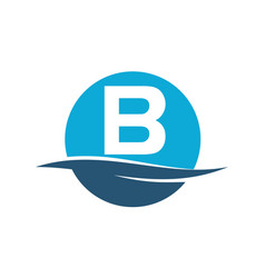 Wave water initial b vector